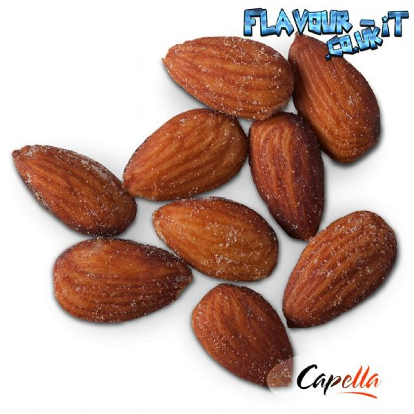 Capella Toasted Almond Flavour Drops